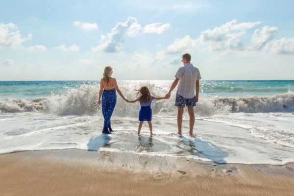 family-beach-